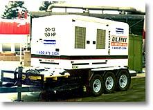 Portable Air Compressor Rentals