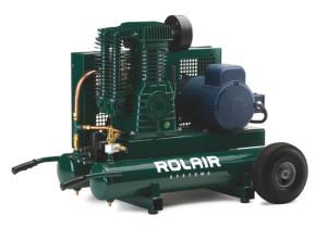 Rolair electric compressors