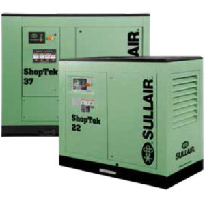 sullair lubricated compressors