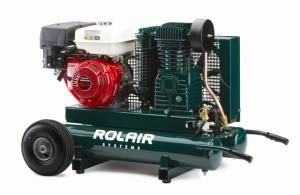 Rolair gas compressors
