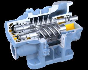 screw-rotor